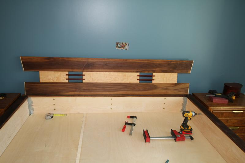 Waterbed Frame - Woodworking Talk - Woodworkers Forum